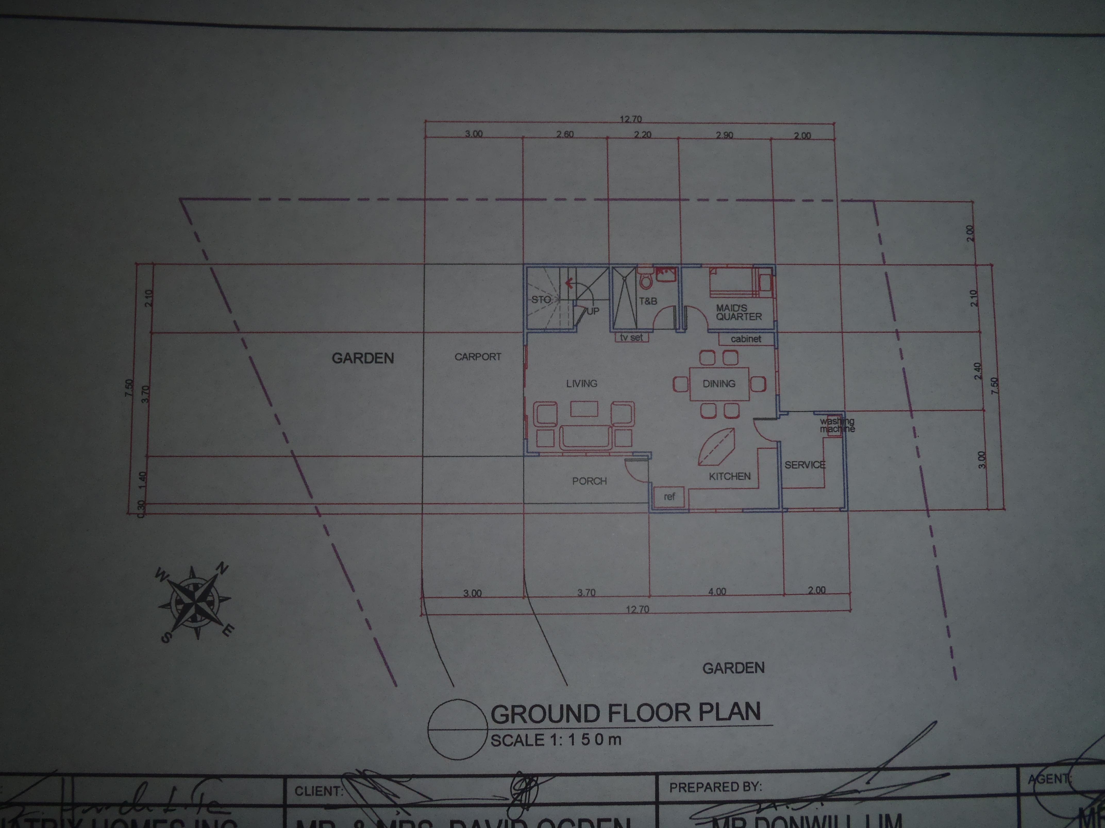 Dipolog House amd Lot ground floor